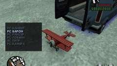 RC mod для GTA San Andreas