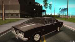 Plymouth Barracuda Formula S для GTA San Andreas