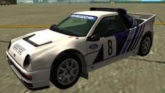 Ford RS200 rally