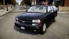 Chevrolet Suburban Z-71 2003 для GTA 4