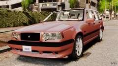 Volvo 850 Wagon 1997 для GTA 4