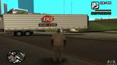 Полуприцеп Artict1 для GTA San Andreas