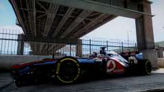 McLaren MP4-27 для GTA 4