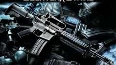 Оружие из Counter Strike