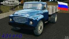 ЗиЛ-431410 1986 v1.0 для GTA 4