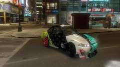 Nissan Silvia S14 Matt Formula Drift для GTA 4