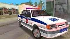 ВАЗ 2115 ДПС для GTA Vice City