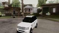 Range Rover Tuning для GTA San Andreas