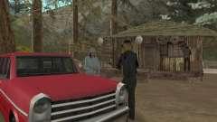 В гости к бабушке для GTA San Andreas