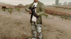 Colt Commando Aimpoint для GTA San Andreas