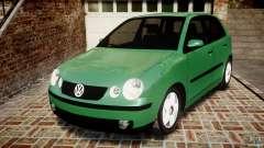 Volkswagen Polo 2.0 2005 для GTA 4