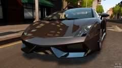 Lamborghini Gallardo LP570-4 Superleggera 2011 v2.0 для GTA 4