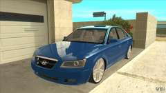 Hyundai Sonata NF для GTA San Andreas