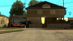 New great cjs house для GTA San Andreas