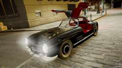 Mercedes-Benz 300 SL Gullwing для GTA 4