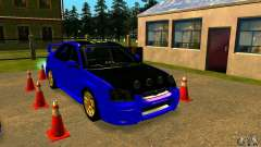 Subaru Impreza WRX Rally для GTA San Andreas