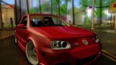 Volkswagen Golf Street для GTA San Andreas