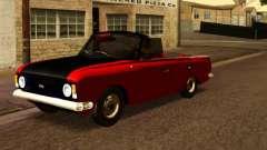 Москвич 412 Cabrio для GTA San Andreas