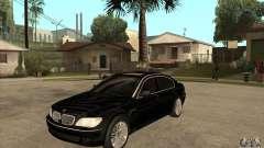 BMW 760Li (e66) SE для GTA San Andreas