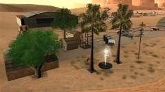 Новые объекты для аэропорта в пустыне