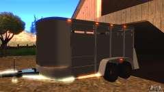 Трейлер к Chevrolet Silverado 2012