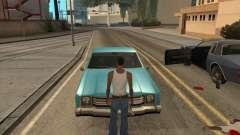 Водители выходят из машины для GTA San Andreas