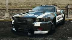 NFSOL State Police Car [ELS] для GTA 4