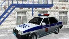 ВАЗ 21099 ДПС