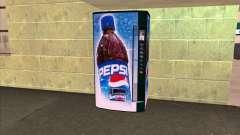 Автоматы PEPSI для GTA San Andreas