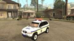 BMW X5 ДАІ