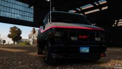 GMC Vandura G-1500 1983 Tuned [EPM] для GTA 4