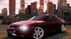 Nissan Skyline R33 GTR V-Spec для GTA 4