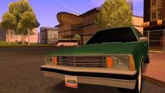 Chevrolet Malibu 1980