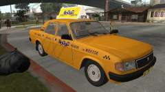 ГАЗ Волга 31029 Такси для GTA San Andreas