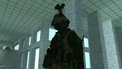 Третий скин солдата из Cod MW 2