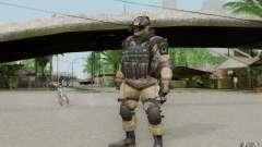 Инженер из Warface для GTA San Andreas