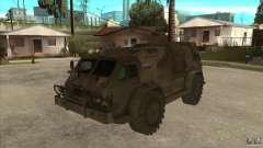ГАЗ 39371 Водник для GTA San Andreas