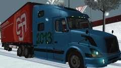Прицеп к  Volvo VNL 670