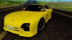 Mazda FD3S - Mazdaspeed A-Spec для GTA San Andreas