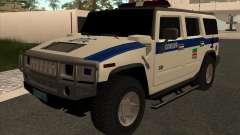 Hummer H2 ДПС