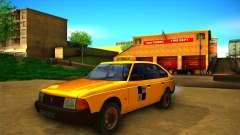 АЗЛК 2141 такси