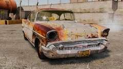 Chevrolet Bel Air 1957 ржавый