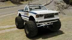 Полицейский Monster Truck ELS