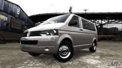 Volkswagen T5 Facelift