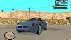 Jaguar XK Convertable