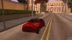 BMW M3 E92 Slammed для GTA San Andreas