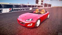 Mazda Miata MX5 Superlight 2009