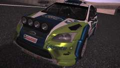 Ford Focus RS WRC 2006 для GTA San Andreas