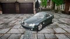 Mercedes Benz SL65 AMG V1.1 для GTA 4