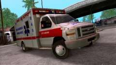 Ford E-350 Ambulance v2.0